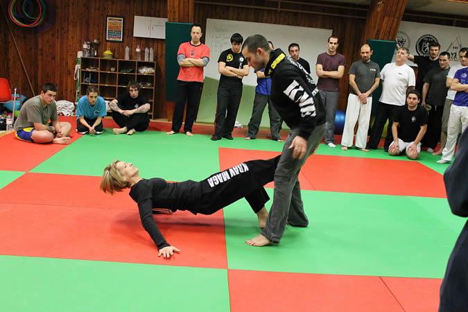 Art Martial Israelien Le Krav Maga Et Ses Particularités Guide Sport